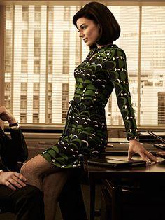 Jessica Paré in Mad Men
