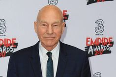 Sir Patrick Stewart's rescue dog has inspired him to get involved with animal rights causes.