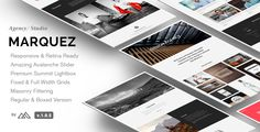 Marquez - A Creative Agency HTML Template . If you have any pre-sale questions do not hesitate to contact us through our