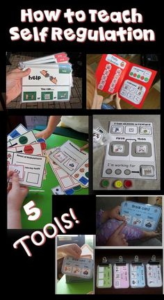 Teach your students how to manage their behaviours with simple to implement visual strategies. Great for kindergarten, Autism and special needs students. Special Education Behavior, Classroom Behavior, Autism Classroom, Positive Behavior Management, Classroom Management, Classroom Organisation, Autism Activities, Classroom Activities, Socialism