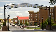 FARMVILLE, VA. -a historical quaint town full of family fun activities including hiking at the High Bridge Trail State Park or enjoying a float ride down the Appomattox River.