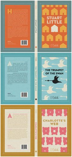 BOOK COVERS ~ oh my design blog