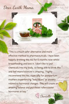 Natural Remedies Anxiety Safe Breastfeeding