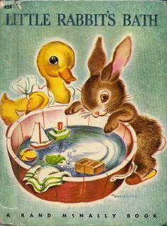 Junior Elf:  Little Rabbit's Bath I still have my copy...