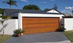 Double Carport, Modern Garage, Construction Process, Outdoor Living, Outdoor Decor, Reno Ideas, Gold Coast, Pergola, Custom Design