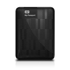WD My Passport 2TB Portable External Hard Drive Storage USB 3.0 Black - http://pcproscomputerstore.com/components-external-hard-drives/wd-my-passport-2tb-portable-external-hard-drive-storage-usb-3-0-black/