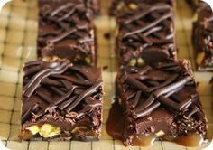 Chocolate Truffle Bark from Vegan Mother Hubbard