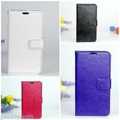$3.50 × free shipping Luxury Flip PU Leather Wallet Case Cover for Samsung Galaxy S6