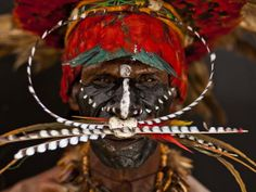 Habitante Highlands - Papua Nueva Guinea Concurso National Geographic Traveler 2014 (© Wylda Bayron/National Geographic Traveler)