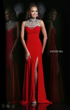 red gowns - Google Search