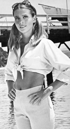 Leigh Taylor-Young in 1969 film The Big Bounce