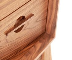 Detail on the Acorn Chest of drawers by Bark Furniture - http://www.barkfurniture.com/