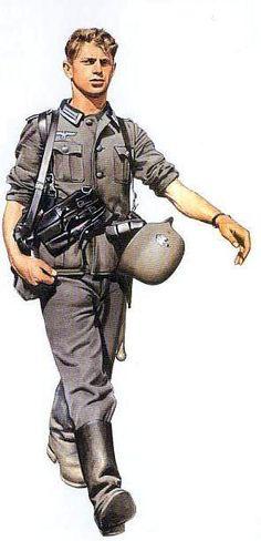 Wehrmacht-Corporal - Poland - 09/1939