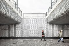 Willem II Passage / Civic Architects