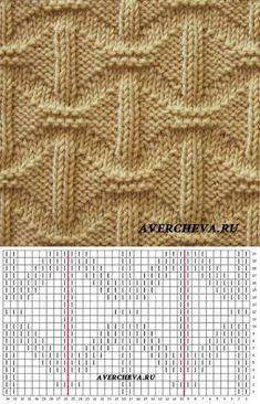 Knitting Charts Patterns Haken Ideas For 2019 Knitting Paterns, Knitting Charts, Lace Knitting, Knitting Designs, Knitting Tutorials, Knitting Machine, Vintage Knitting, Stitch Patterns, Crochet Patterns