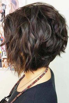 Latest trends for short hair not to be missed ★ More information: Love hair . - # Love hair # Love hair - Top Trends Short Bobs Haircuts Look Sexy and Charming! Bob Hairstyles 2018, Layered Bob Hairstyles, Trending Hairstyles, Short Hairstyles For Women, Black Hairstyles, Braided Hairstyles, Short Hair Trends, Love Hair, Look Fashion
