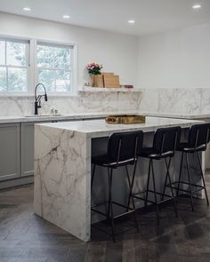 """37.9k Likes, 466 Comments - Aimee Song (@songofstyle) on Instagram: """"There's a kitchen reveal on the blog today! See the before after photos and how I saved $$$ by…"""""""