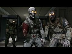 Call of Duty Black Ops 3 Le mode Zombies présenté le 9 juillet Black Ops Zombies, Black Ops 3, Death Reaper, Cod Ww2, Evil Dead, Call Of Duty Zombies, Military Videos, Mystery, Gamer Pics