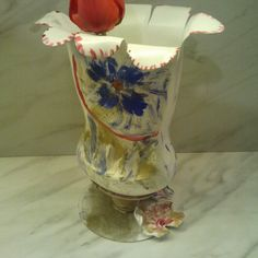 Making a Vase from a Plastic Bottle