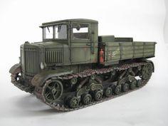 Voroshilovets Tractor