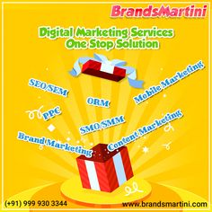 Want to take your digital 🌐 presence to another level. We at Brands Martini - Digital Marketing Agency offers a perfect blend of digital marketing services including Branding & Content Marketing at affordable prices. Mobile Marketing, Content Marketing, Social Media Marketing, Marketing News, Best Seo Services, Digital Marketing Services, Seo Packages, Best Seo Company, Seo Agency
