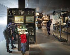 Danish National Maritime Museum Permanent Exhibition / Kossmann.dejong