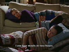 "When you get home from school. | 17 Moments When Paris Geller From ""Gilmore Girls"" Was Totally Relatable"