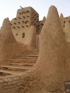 Timbuktu, MALI (by JSTOR, via Flickr)