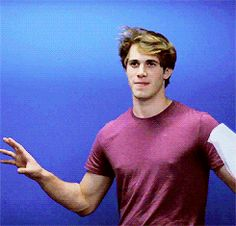 image Blake Jenner, Famous Faces, Glee, Eye Candy, My Love, Boys, People, Mens Tops, Image
