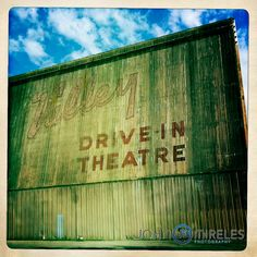 Such wonderful memories of going to the Drive In!  As a child, and then as a teenager!