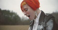 """Enter to win Hayley Williams' earrings from Paramore's """"Ain't it Fun"""" video!"""