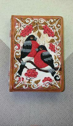 Птички из полимерной глины