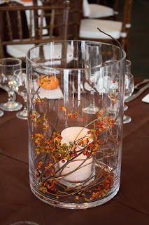 Teal, orange and brown Fall Wedding: Dunegrass Oct. 2011   Flora Fauna