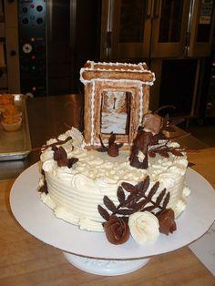 Narnia Cake