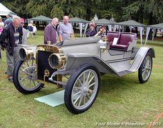 "1907 Ford  ""K"""