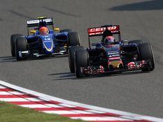 2015 CHINESE GRAND PRIX   Scuderia Toro Rosso