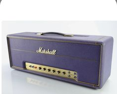 Marshall Electric Guitar And Amp, Guitar Amp, Marshall Speaker, Les Paul, Guitars, Instruments, Music, Vintage, Musica