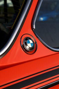 BMW 3.0 CSL Badge by FurLined, via Flickr