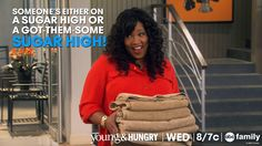 """S1 Ep5 """"Young & Younger"""" - We love Yolanda! #YoungandHungry"""