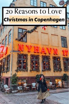 The top 20 Christmas experiences in Copenhagen! Here are 20 unique Danish Christmas traditions you must experience in Copenhagen. #copenhagen #europe #christmas European Travel Tips, European Vacation, Europe Travel Guide, Europe Destinations, France Travel, Christmas In Europe, Christmas Travel, Holiday Travel, Travel Ideas