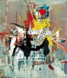 "Saatchi Online Artist Patrick Corrado; Painting, ""WITHOUT THE STARS"" #art"