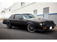 Gebrauchtwagen: Buick, Regal, Grand National we2, Benzin, € 7.700,- AutoScout24 Detailansicht