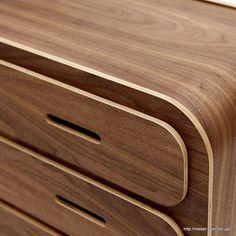 Новинки мебели из фанеры от компании UNTOTHISLAST