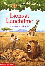 Moden Fantasy & Science Fiction by Mary Pope Osborne -In this story, Jack and Annie are transported to Africa in the Magic Tree House. They have to solve a mystery on the African Savannah and encounter many animals on their way. I would have my students complete a research project on one of the animals discussed in the book. I would use this book for grades 1st-4th.