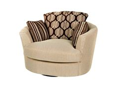 Fairmont Cuddler Chair Living Room Furniture Harveys
