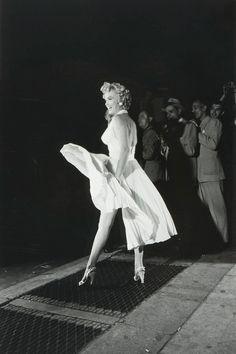 Elliott Erwitt, mis fotografos. Marilyn Monroe