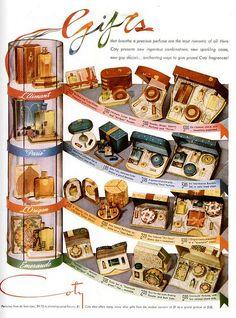 My favorite vintage ads