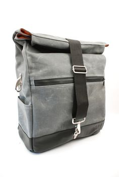 Rucksack - Love this from Cross Bags!