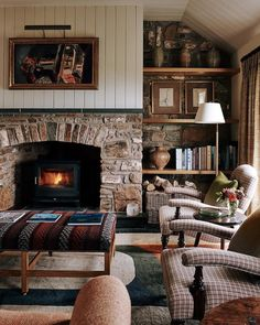 Diy Easy Woolen Wall Hanging Design For Home Decor John McCall decorates a cottage in Pembrokeshire. Country Cottage Interiors, Rustic Cottage, Cozy Cottage, Cottage Style, Mountain Cottage, Irish Cottage, Rustic Home Interiors, Country Interior, Farmhouse Decor