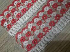 Crochet Clothes, Needlework, Diy And Crafts, Crochet Patterns, Crochet Dishcloths, Bath Linens, Crochet Sunflower, Crochet Lace Edging, Crochet Stitches